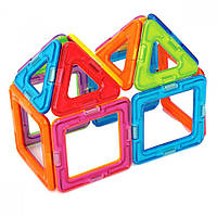 Детский магнитный конструктор Magkiss на 20 предметов
