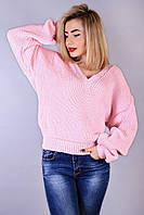 Свитер женский вязанный Рита, (3 цв), женский свитер, вязанный свитер,  в'язаний светр жіночий