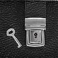 Кожаный портфель DESISAN, фото 9