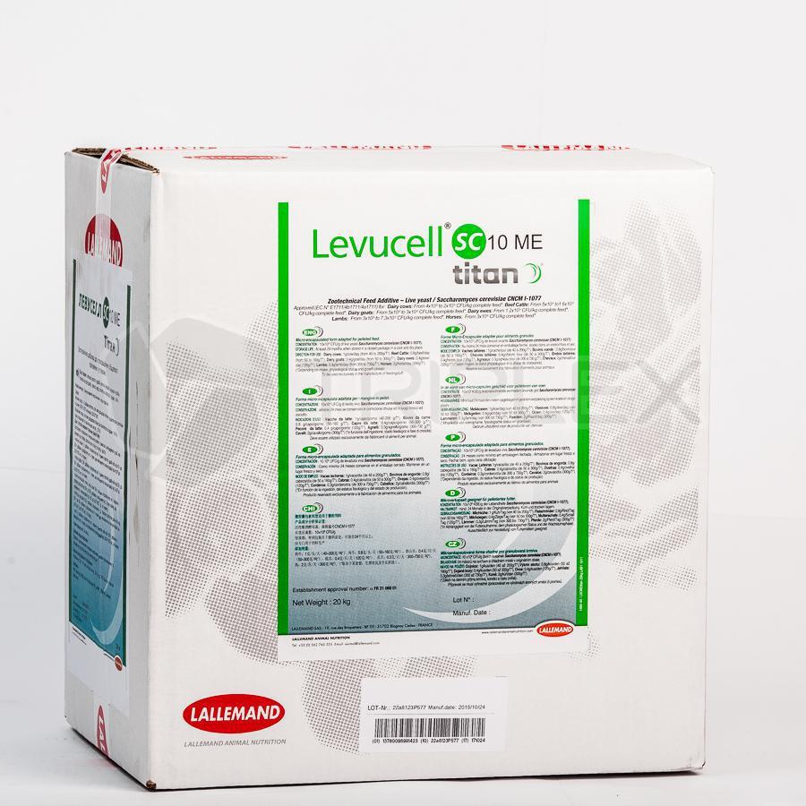 Левуселл SC 10МЕ, гранула кг, дрожжи живые