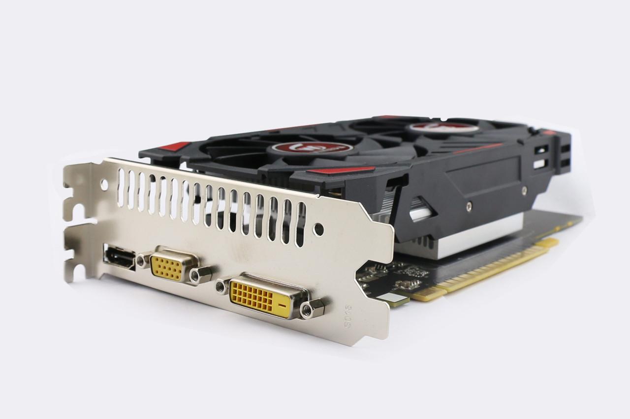 Видеокарта GeForce GTX 750ti 2Gb `