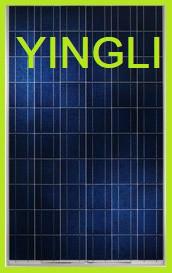 Солнечная батарея YINGLI 280 Вт 24В поликристаллическая Multi-Busbar