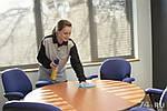 Уборка офисов в  Харькове и Киеве (генеральная, контрактная, ежедневная) по договору, фото 5