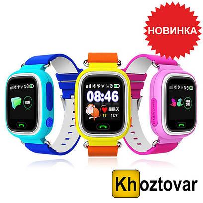 Детские смарт-часы Smart Baby Watch Q90S