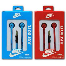 Наушники вакуумные Nike NK-TS51 (MP3, CD, iPod, iPhone, iPad)