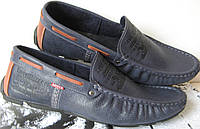 Levis жесть! Качественные весна лето осень мужские мокасины туфли обувь кожа
