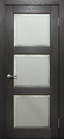 Межкомнатные двери массив дуба TP-022 массив дуба