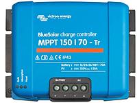 Контроллер заряда Victron Energy BlueSolar MPPT 150/70 - Tr (70A, 12/24/48 B), фото 1