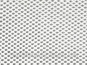 Сітка сумочно-взуттєва на поролоні артекс (airtex) колір білий