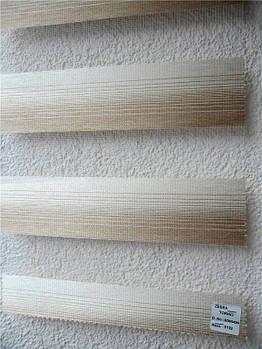 """Жалюзи """"ДЕНЬ-НОЧЬ"""", ш. 100 см. в. 100 см. (тканевые ролеты), открытого типа - Besta mini. TORINO."""
