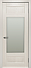 Межкомнатные двери массив дуба TP-042 со стеклом, фото 4