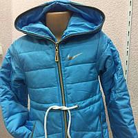 Детская курточка на девочку (4-9 лет) демисезон