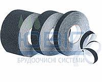 Антискользящая лента грубая зернистость Safety-Grip 25 мм, Черный цвет
