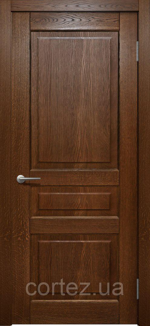Межкомнатные двери массив дуба TP-051 массив дуба