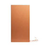 Обігрівач для ванної Венеція без терморегулятора, коричневий