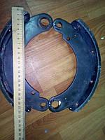 Колодки тормоза стояночного(ручника)