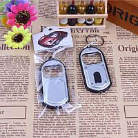 Брелок  для ключей  (фонарик,открывалка)