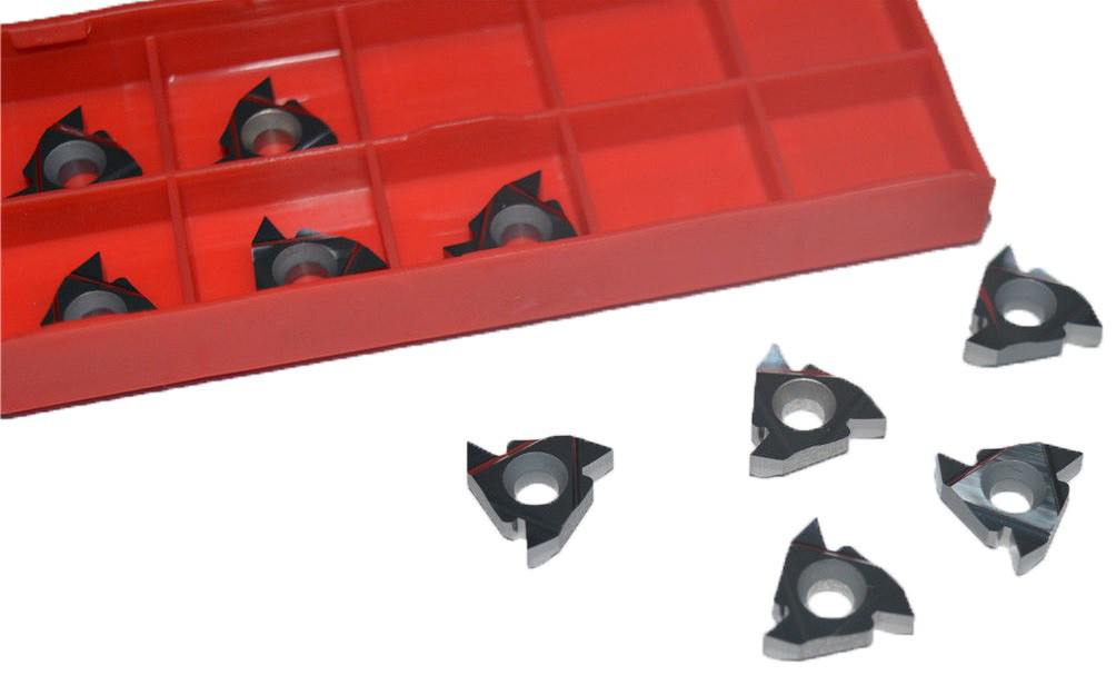 Пластина для нарезки наружной резьбы 16ER AG 60 K15