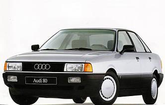 Уплотнитель лобового стекла на Audi 80/90 (1986-1995), седан