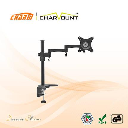 Кріплення для монітора настільне CHARMOUNT CT-LCD-DS903, фото 2