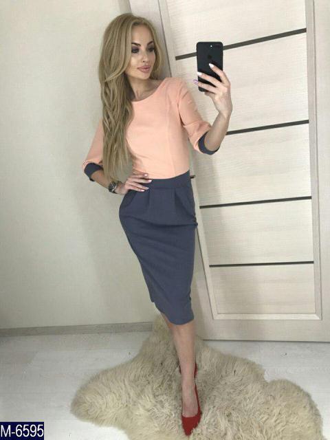 Офисные платья 2018