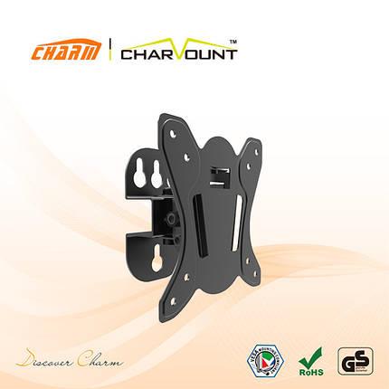 Кріплення для телевізора CHARMOUNT CT-LCD-MU102, фото 2