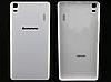 Задня біла кришка для Lenovo A7000