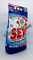 Стиральный порошок Sen Extra Energy Color 6 kg