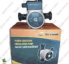 Насос циркуляционный Optima OP25-40/180, фото 3