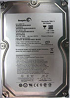 HDD 500GB 7200 SATA2 3.5 Seagate ST3500320AS неисправный 9QMAFT70, фото 1