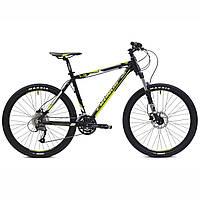 Горный Велосипед Cronus Rover 1.3 21 26 Black/Green (CRN-16-4)