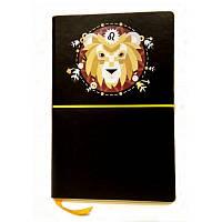 Записная книжка ENEY Collection ENjoy с изображением Льва