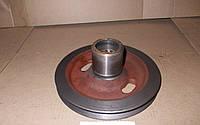 Шкив вала коленчатого Д-240, Д-243 (1-но руч. со шлицами) (D=179,5мм) МТЗ-80 (конвейер ММЗ)