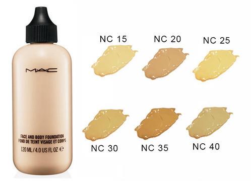 mac nc30 тональный крем