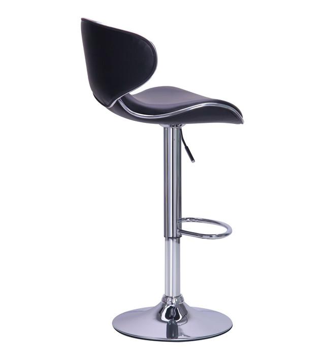 Барный стул Cantal черный (фото 4)