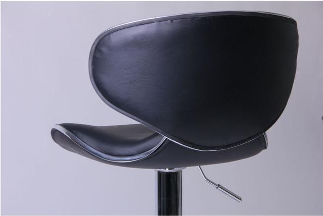 Барный стул Cantal черный (фото 5)