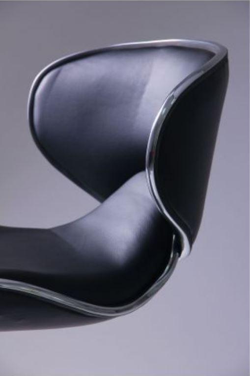 Барный стул Cantal черный (фото 9)
