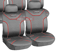 Чехлы сидения передние MILEX Classic серые