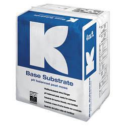 Субстрат базовый 200 л Klasmann BASE 2. фр 0-5 мм,