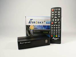 ТВ тюнер  Eurosky Т2 ES-15