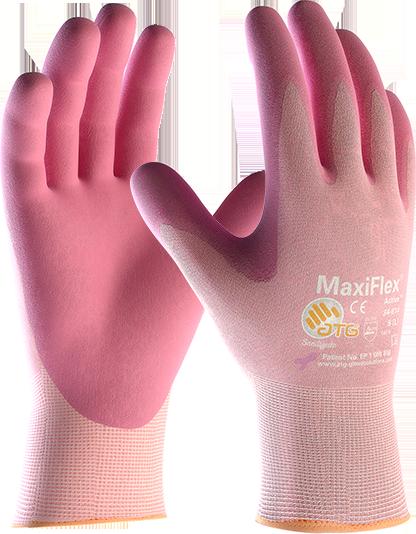 Женские защитные рабочие перчатки MaxiFlex® Active™ 34-814