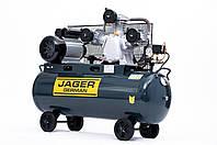 Масляный компрессор Jager German 100L, фото 1