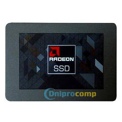 """Накопитель AMD RADEON SSD 2.5"""" 120GB"""