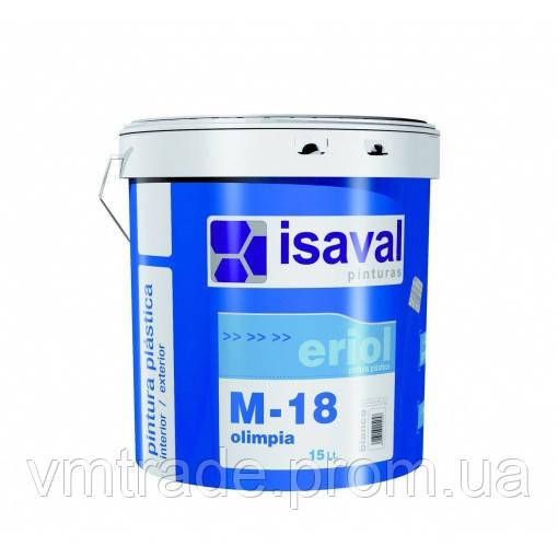 Краска Isaval М-18 Олимпия, 15л