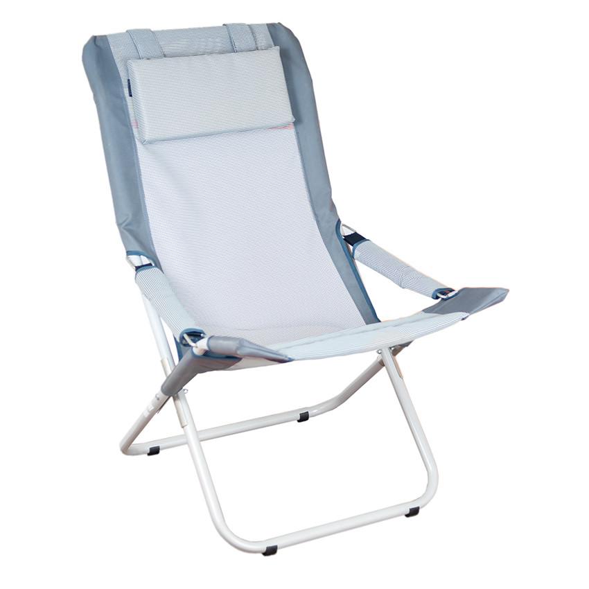 Кресло-Шезлонг Ranger Comfort 2 Grey RA 3303