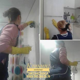 Уборка жилой квартиры. Примеры наших работ.