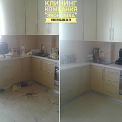 Уборка жилой квартиры. Примеры наших работ.  25
