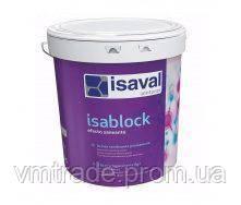 Фарба з сріблом Изаблок ISAVAL 4л