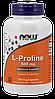 Пролин / NOW - L-Proline 500mg (120 caps)