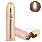 Кремниевая зажигалка брелок пуля , фото 2